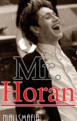 Mr Horan [Niall Horan Teacher/Student Fanfiction]