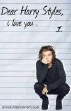 Dear Harry Styles by AnnaWandererLove