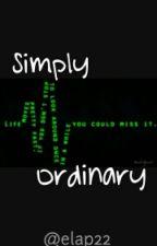 Simply Ordinary by elap22