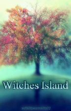 Witches  Island by Crocodilly