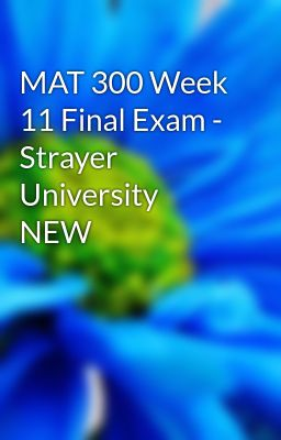 sci 256 final exam Sci 256 week 5 final examination final exam sci 256 multiple choice 1 point each in a word document number 1 15 write your answer next to each number and upload to the final exam tab in the classroom related documents you may liked .