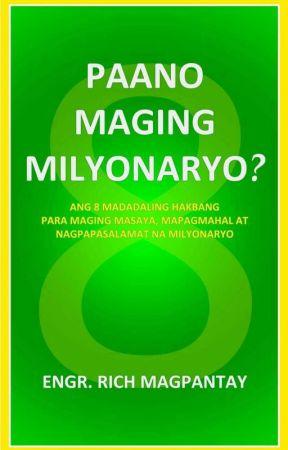 Paano Maging Milyonaryo? - HAKBANG 7: MILYONARYONG NEGOSYO