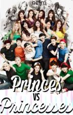 Princes VS Princesses [ExoShidae Fanfic] by ncljrn