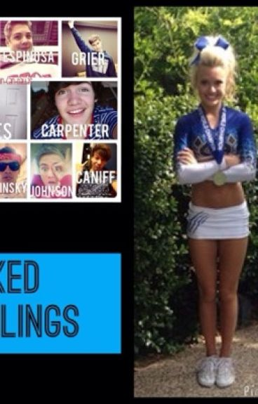 Mixed feelings Taylor caniff\cameron Dallas