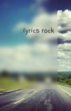 lyrics rock by zoereece