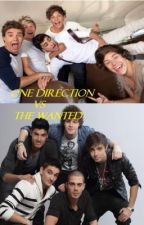 One Direction Vs The Wanted by Totally1DStorys6