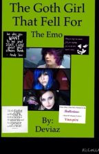 The goth girl that fell for the emo by Deviaz