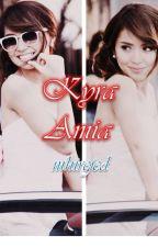 Kyra Amia -MhireJed- by MhireJed