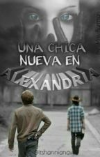 Una Chica Nueva En Alexandria (Carl Grimes, Ron Anderson  y tu) by Itshannianav