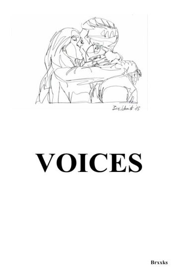 voices; niall horan ✓
