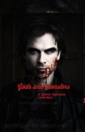 Gods and monsters by jelenaboner