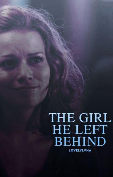 The Girl He Left Behind [Supernatural AU]
