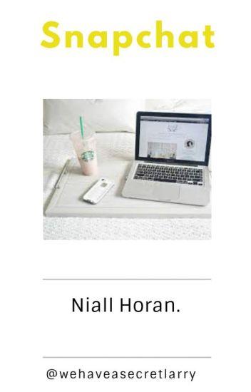 Snapchat. «Niall Horan»