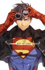 New Hero (Superboy x reader) by klcanime28