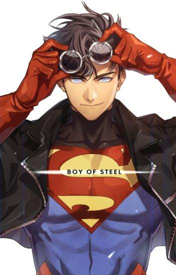 New Hero (Superboy x reader)