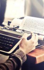 The Old Typewriter by Tevase