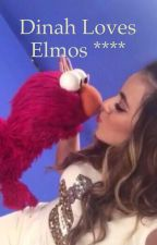 Delmo (Dinah Jane and Elmo Smut) by moaningmila