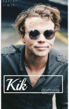 KiK! » Irwin by calumnudes