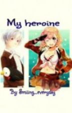 My heroine (Ice x Nyo!Us) by Smiling_everyday