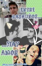 Entre rasguños, hay amor by MadafackaOmg