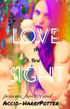 Love at first sight ( A Harry Potter Love Story ) by Accio-HarryPotter