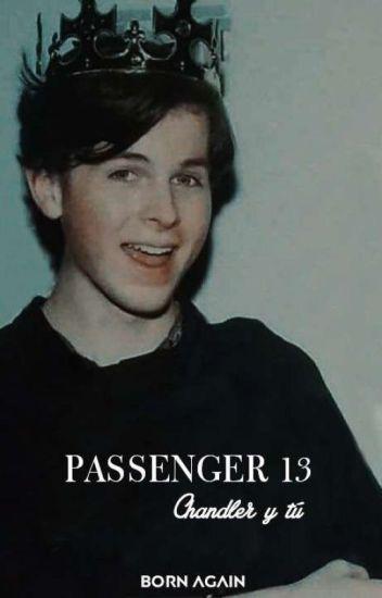 Embarazada a los 13 [Chandler & Tú]