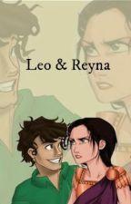 Leyna: La chispa. by Sofeels