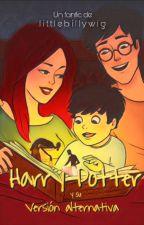 Harry Potter (versión alternativa) by fatymov