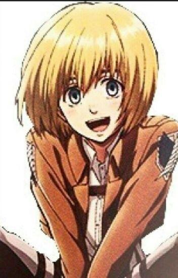 Armin x reader