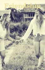 Friendship by ForestFire12