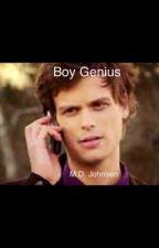 Boy Genius (A Criminal Minds Fanfic based on Spencer Reid) by Creator43