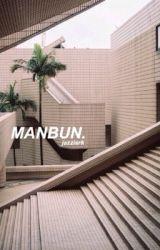 manbun. //Christian akridge [hiatus] by jazzierk