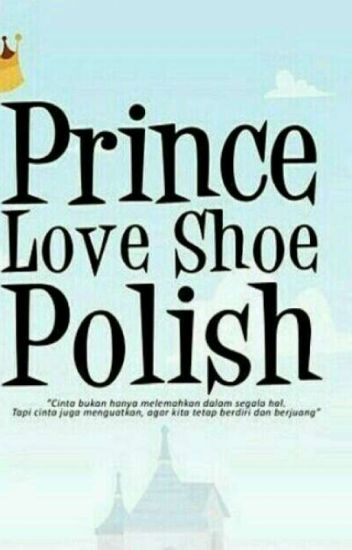 Prince Love Shoe Polish