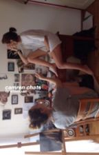 camren chats ; humor by artistiques