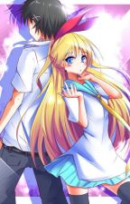 50 Shades of Nisekoi (RakuxChitoge ONE SHOTS) by deathtobarbiedoll