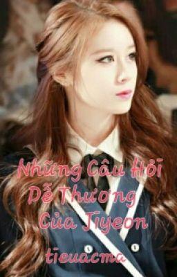 Đọc truyện Những Câu Hỏi Dễ Thương Của Jiyeon
