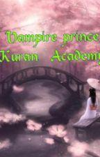 A Vampire Prince (kuran academy) by iloveMrCool04