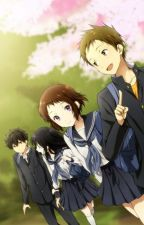 Hyouka Fanfiction (ChitandaXOreki) by Airi-chan23
