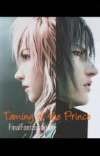 Taming of the Prince ✔ by yuura_brena