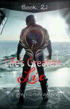 Life's Greatest Lie (#2 in the BA Series) by perksofbeingafangrl