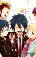 Truth or Dare Blue Exorcist by Rabbit_Crazy156