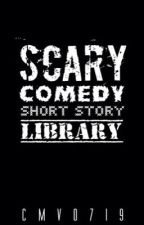 Scary-Comedy Short Story III: Library by CMV0719