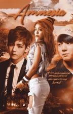 Amnesia [A BTS Jungkook Fanfiction] by vatemykookies
