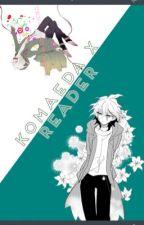 Komaeda x reader by doublejunko