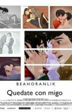 QuєԀѧţє Coňmıɢo *HıԀѧsһı HѧmѧԀѧ* by BeaHoranlik