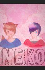 Neko by blueberry-writer
