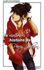 La véritable histoire de Percy Jackson by allmylittlestories
