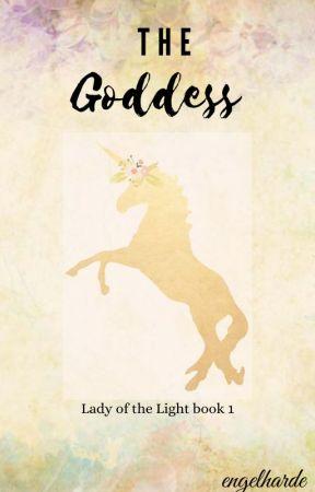 The Goddess by engelharde