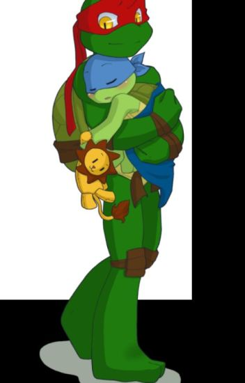 brotherly love tmnt 2012 leo and raph
