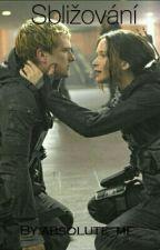 The Hunger Games - Sbližování  by absolute_me_